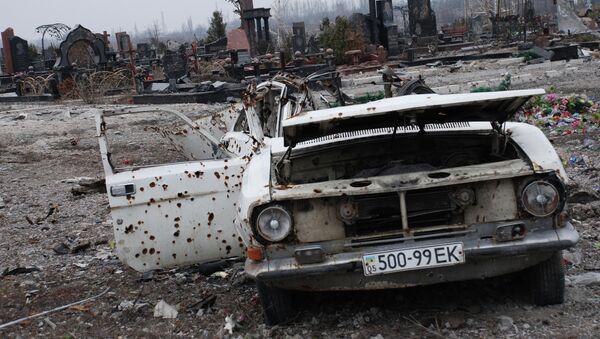 Situacija u Donjecku - Sputnik Srbija