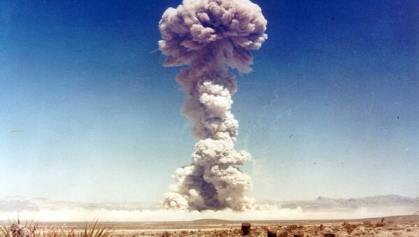 Atomska bomba - Sputnik Srbija