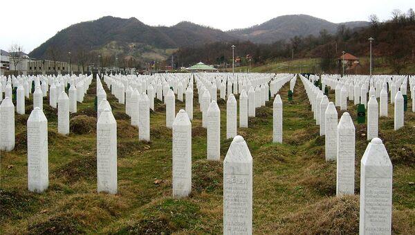 Меморијални центар у Поточарима, Сребреница - Sputnik Србија