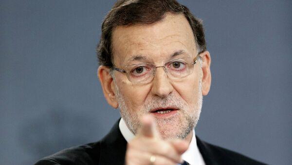 Председник владе Шпаније Маријано Рахој - Sputnik Србија