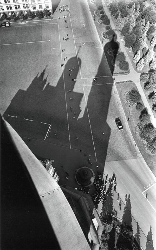 Сенка Куле Ивана Великог, 1960. - Sputnik Србија