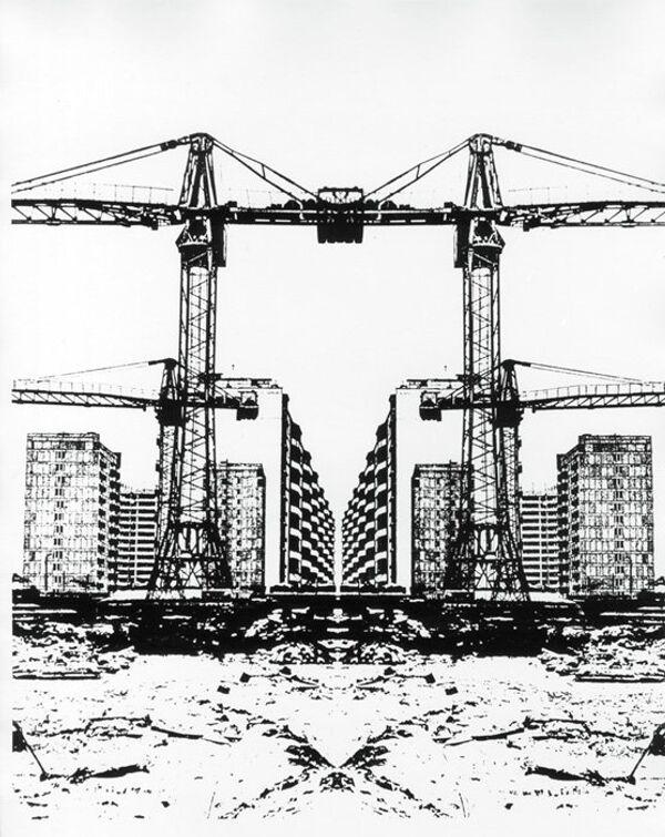 Изградња стамбеног блока - Sputnik Србија