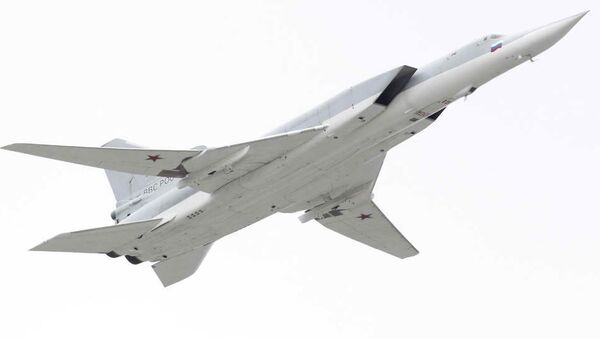 Tu-22M3 - Sputnik Srbija