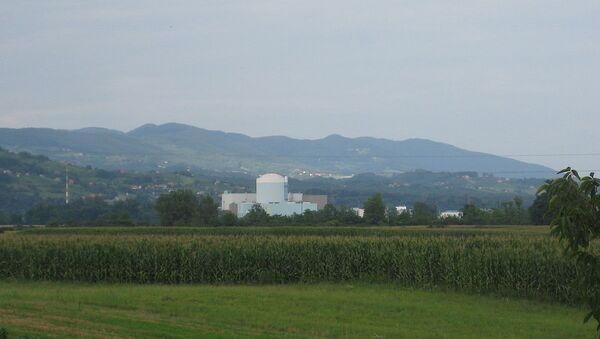 Nuklearna elektrana Krško - Sputnik Srbija