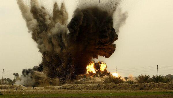 Američko bombardovanje Iraka - Sputnik Srbija