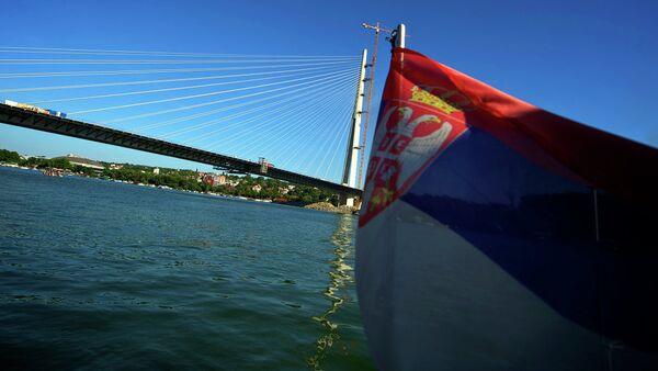 Нови мост на Сави у Београду - Sputnik Србија