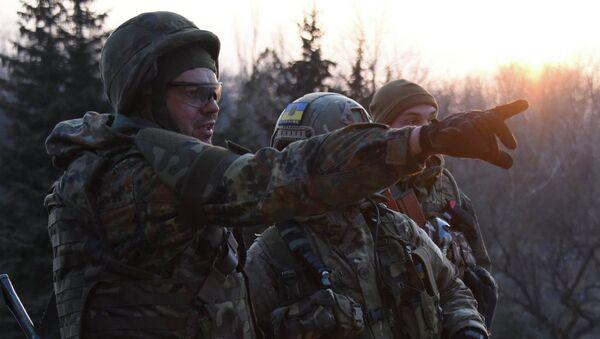Украјинске снаге безбедности - Sputnik Србија