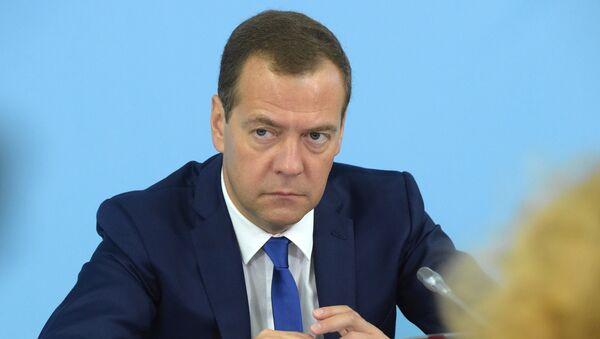 Dmitrij Medvedev - Sputnik Srbija