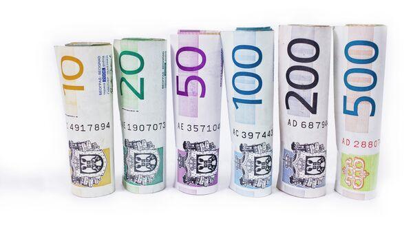 Novac - dinari - Sputnik Srbija
