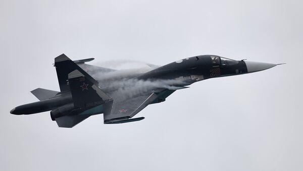 Сухој Су-34 - Sputnik Србија