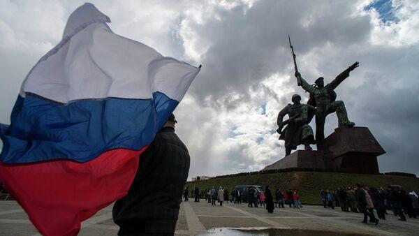 Годишњица референдума на Криму - Sputnik Србија