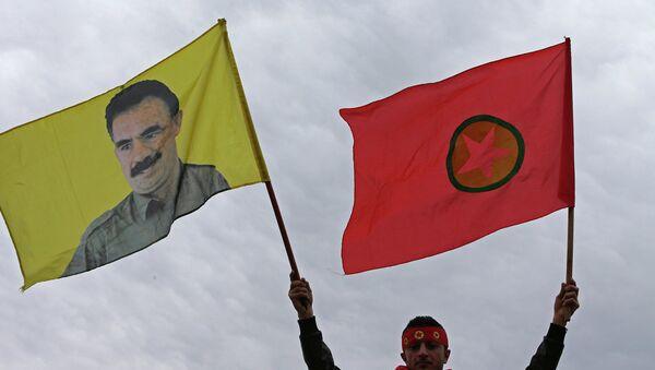 Заставе Радничке партије Курдистана - Sputnik Србија
