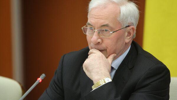 Nikolaj Azarov, bivši premijer Ukrajine - Sputnik Srbija