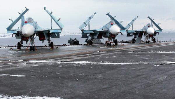 SU-33 fighter jets - Sputnik Srbija