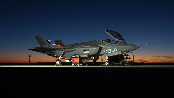 F-35A Lightning II fighter aircraft - Sputnik Srbija