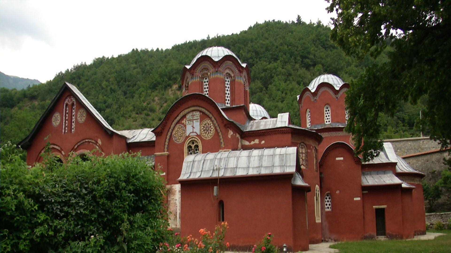 Manastir Pećka patrijaršija - Sputnik Srbija, 1920, 07.09.2021