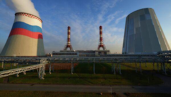 nafta gas postrojenje - Sputnik Srbija