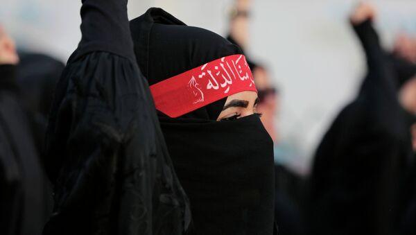 Žena u hidžabu - Sputnik Srbija