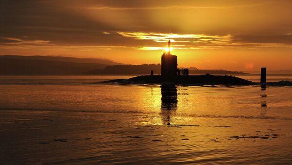 Misteriozna podmornica - Sputnik Srbija