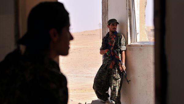 Kurdi u borbi protiv terorističke organizacije ID - Sputnik Srbija