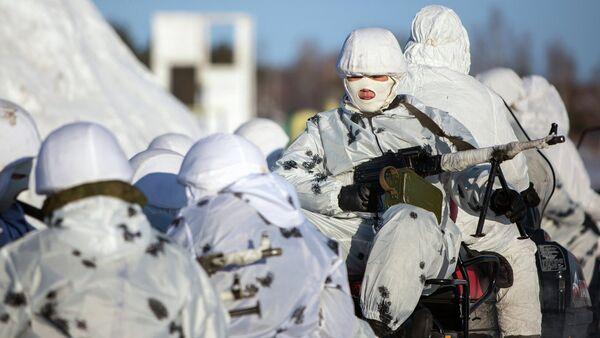 Руске оружане снаге на Арктику - Sputnik Србија