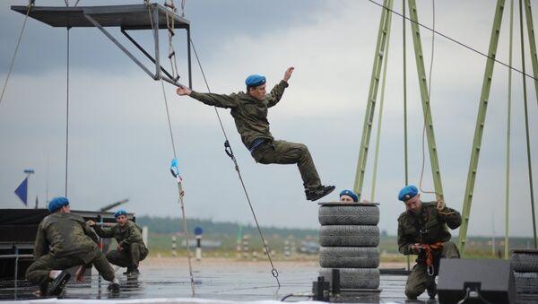 Međunarodne vojne igre koje se održavaju u Rusiji, - Sputnik Srbija