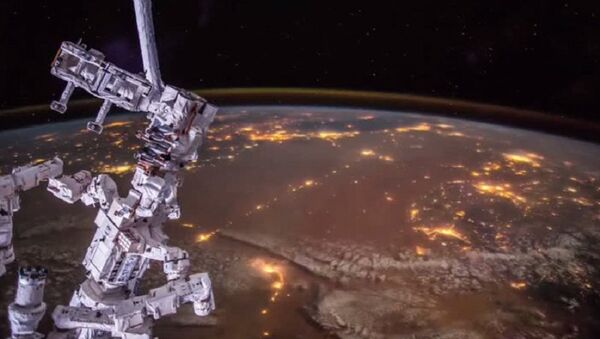 Svemir snimljen iz nove svemirske stanice - Sputnik Srbija