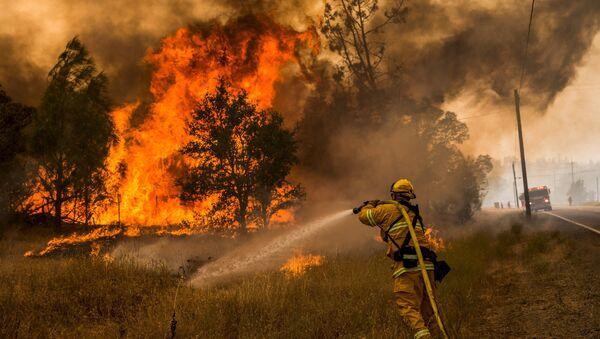 Пожари у Калифорнији - Sputnik Србија