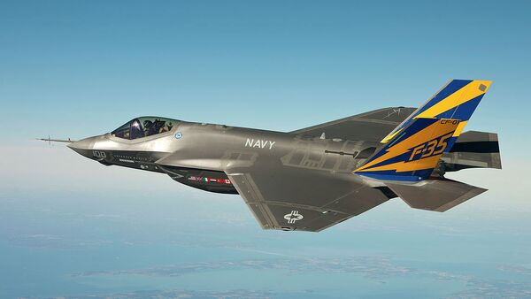 NATO: američki F-35, avion pete generacije - Sputnik Srbija