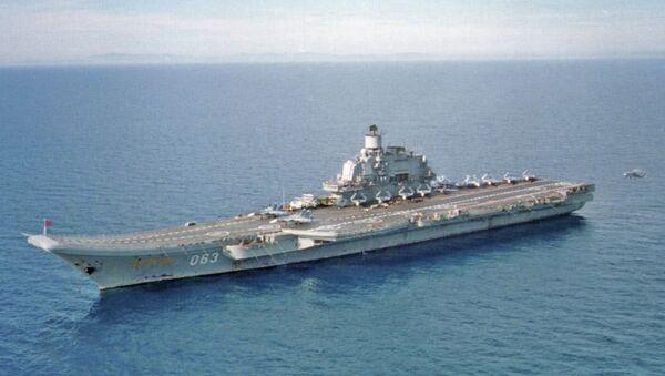 "Русија: носач авиона ""Адмирал Кузњецов"" - Sputnik Србија"