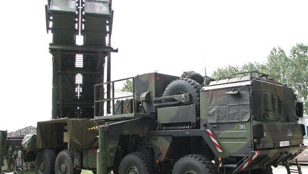 """НАТО: Ракетни систем МИМ-104 """"Патриот"""" - Sputnik Србија"""