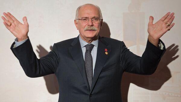 Никита Михалков - Sputnik Србија