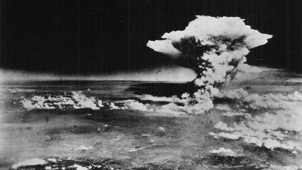 Bombardovanje Hirošime 6. avgusta 1945. - Sputnik Srbija