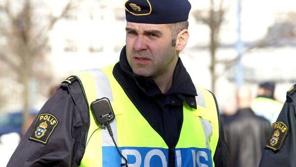 Policija Švedske - Sputnik Srbija