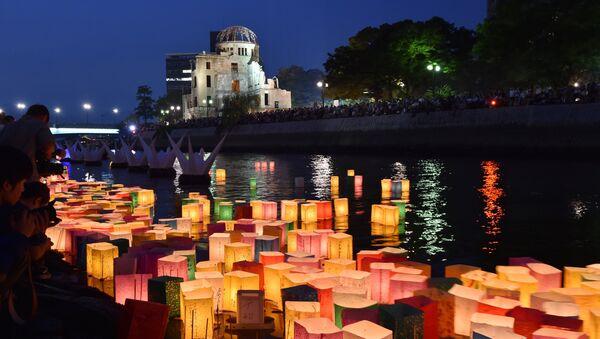 Обележавање годишњице нуклеарног бомбардовања Хирошиме 6. августа - Sputnik Србија
