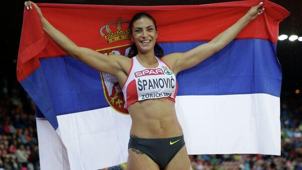 Ivana Španović - Sputnik Srbija