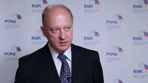 Андреј Кортунов, директор Руског савета за међународне послове - Sputnik Србија
