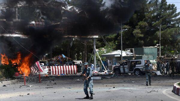Eksplozija u Kabulu - Sputnik Srbija