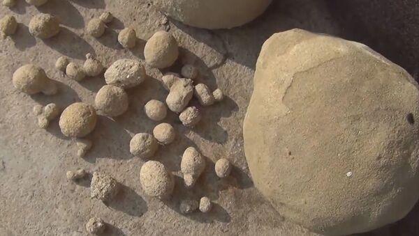 Trovanti, kamenje koje raste - Sputnik Srbija