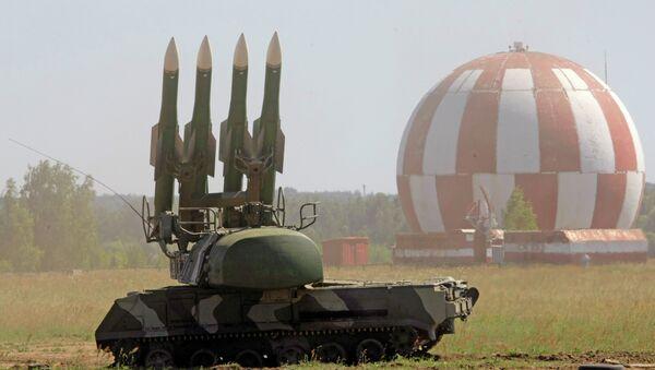 Odbrambeni sistem Buk-M2 - Sputnik Srbija