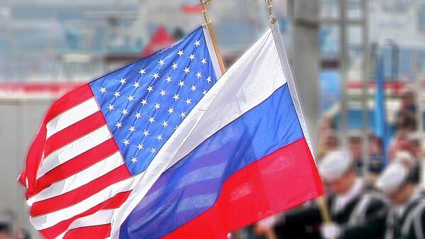 Заставе Русије и САД - Sputnik Србија