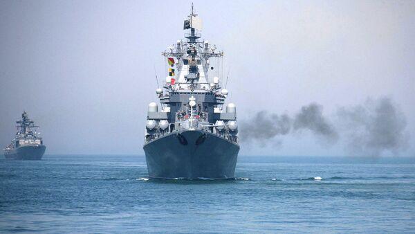 Rusko-kineske vojne vežbe - Sputnik Srbija