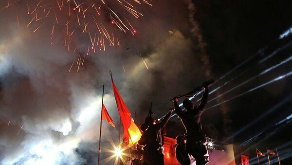 """Свечано затварање """"Међународних војних игара"""" у Русији - Sputnik Србија"""
