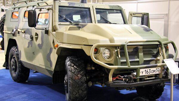ВПК-233114 тигар-M - Sputnik Србија