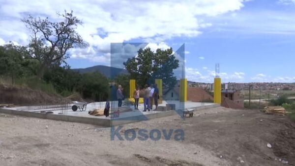 Izgradnja džamije na Kosovu - Sputnik Srbija