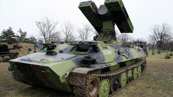 Противваздушни систем Бук - Sputnik Србија