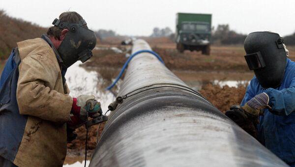 Изградња гасовода - Sputnik Србија