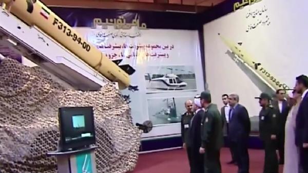 """Iranska raketa """"Fateh-313"""" - Sputnik Srbija"""