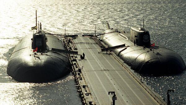 Нуклеарне подморнице - Sputnik Србија