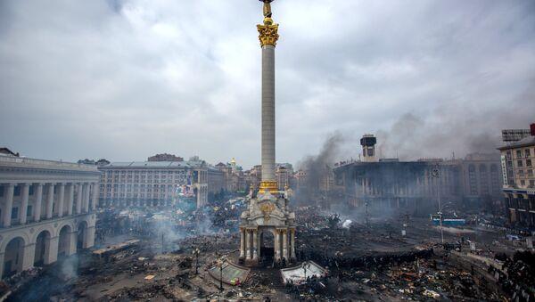 Zaoštravanje situacije u Ukrajini, Majdan - Sputnik Srbija